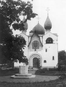 Марфо-Мариинская обитель милосердия, Покровский собор.